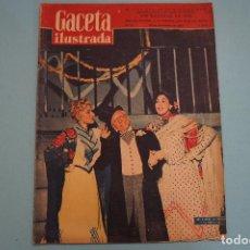 Coleccionismo de Revista Gaceta Ilustrada: GACETA ILUSTRADA:INGRID BERGMAN,COCO CHANEL,GEORGE KENNAN. Lote 65812262