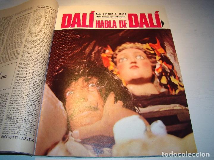 Coleccionismo de Revista Gaceta Ilustrada: GACETA ILUSTRADA nº 685 Noviembre 1969 - SALVADOR DALÍ - COCÓ CHANEL (ver fotos) - Foto 2 - 70442845