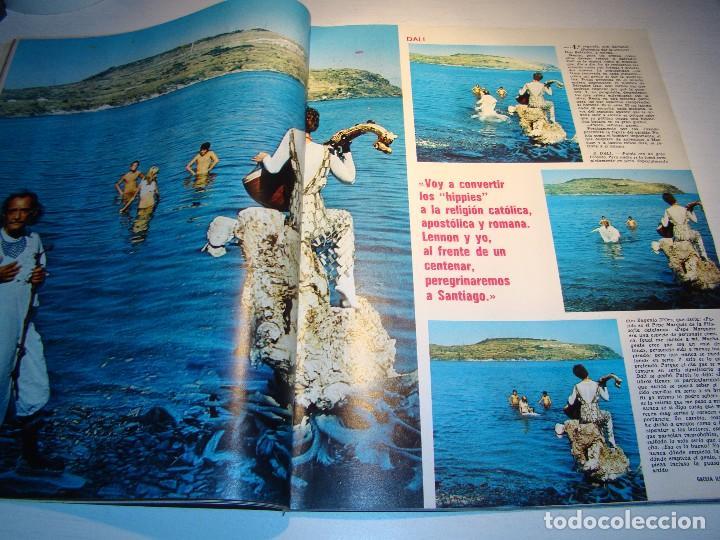 Coleccionismo de Revista Gaceta Ilustrada: GACETA ILUSTRADA nº 685 Noviembre 1969 - SALVADOR DALÍ - COCÓ CHANEL (ver fotos) - Foto 3 - 70442845