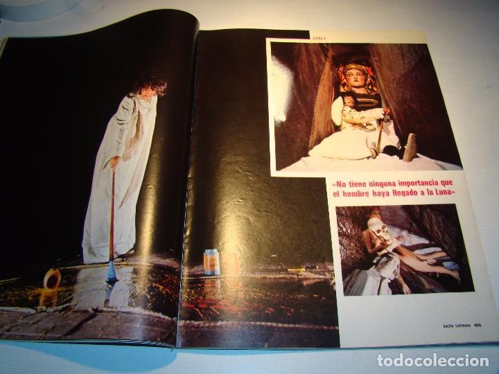 Coleccionismo de Revista Gaceta Ilustrada: GACETA ILUSTRADA nº 685 Noviembre 1969 - SALVADOR DALÍ - COCÓ CHANEL (ver fotos) - Foto 4 - 70442845