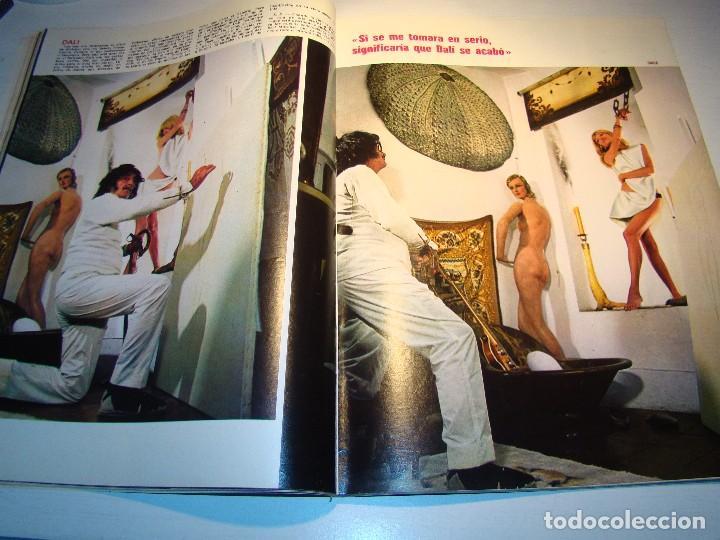 Coleccionismo de Revista Gaceta Ilustrada: GACETA ILUSTRADA nº 685 Noviembre 1969 - SALVADOR DALÍ - COCÓ CHANEL (ver fotos) - Foto 5 - 70442845