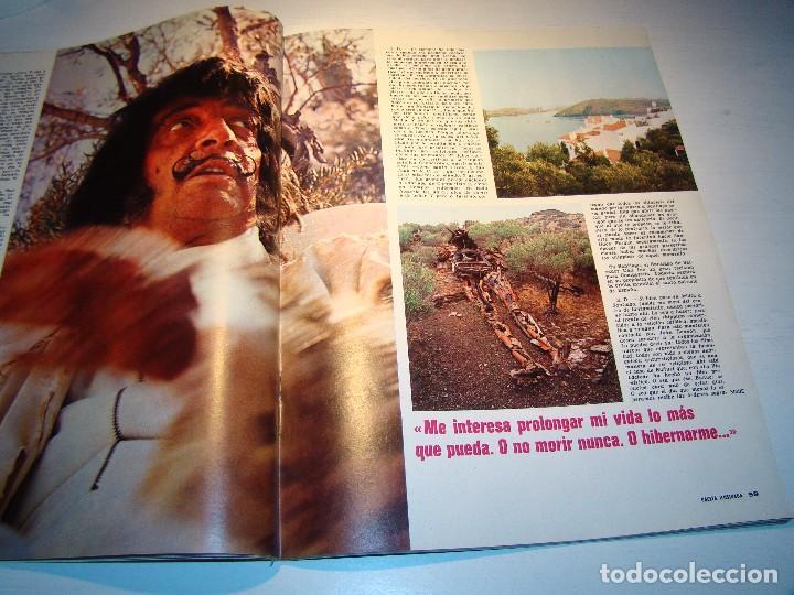 Coleccionismo de Revista Gaceta Ilustrada: GACETA ILUSTRADA nº 685 Noviembre 1969 - SALVADOR DALÍ - COCÓ CHANEL (ver fotos) - Foto 6 - 70442845
