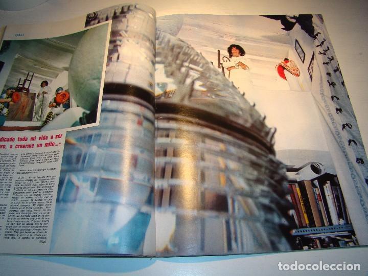 Coleccionismo de Revista Gaceta Ilustrada: GACETA ILUSTRADA nº 685 Noviembre 1969 - SALVADOR DALÍ - COCÓ CHANEL (ver fotos) - Foto 7 - 70442845