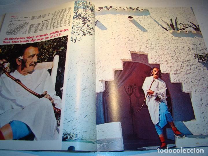 Coleccionismo de Revista Gaceta Ilustrada: GACETA ILUSTRADA nº 685 Noviembre 1969 - SALVADOR DALÍ - COCÓ CHANEL (ver fotos) - Foto 8 - 70442845