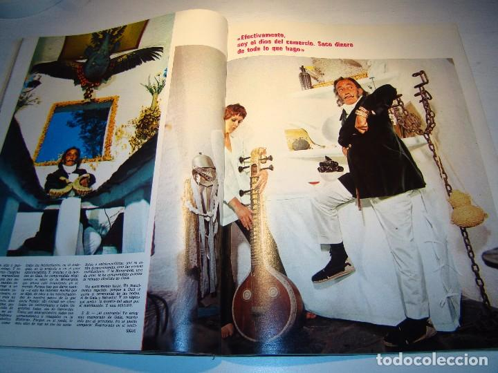 Coleccionismo de Revista Gaceta Ilustrada: GACETA ILUSTRADA nº 685 Noviembre 1969 - SALVADOR DALÍ - COCÓ CHANEL (ver fotos) - Foto 9 - 70442845