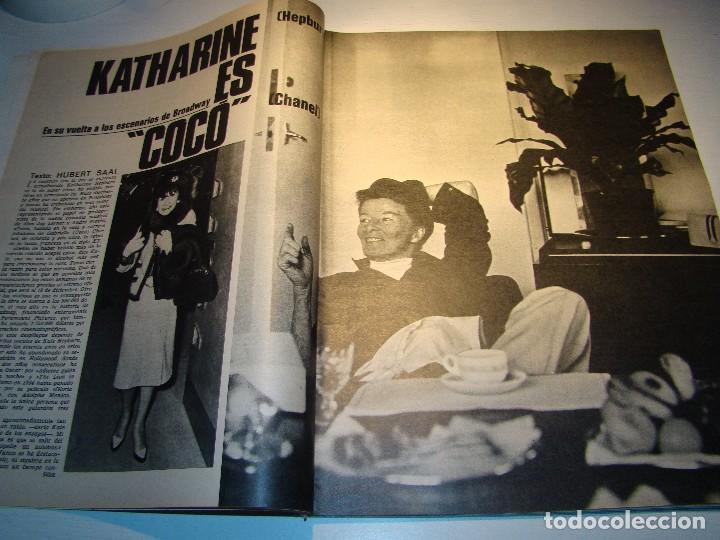 Coleccionismo de Revista Gaceta Ilustrada: GACETA ILUSTRADA nº 685 Noviembre 1969 - SALVADOR DALÍ - COCÓ CHANEL (ver fotos) - Foto 13 - 70442845
