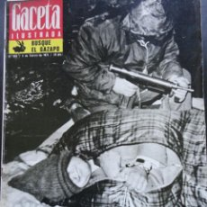 Coleccionismo de Revista Gaceta Ilustrada: GACETA ILUSTRADA Nº-852 04-02-73. Lote 72753683