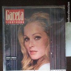 Coleccionismo de Revista Gaceta Ilustrada: Nº815 /21 DE MAYO DE 1972 - URSULA ANDRESS. Lote 75042747