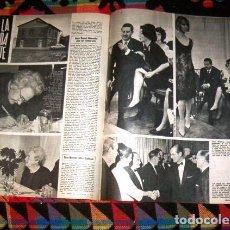 Coleccionismo de Revista Gaceta Ilustrada: GACETA ILUSTRADA 1964 / SARA MONTIEL, ANA MARIA DE GRECIA, ROSANNA SCHIAFFINO, MAC ARTHUR, MUSSOLINI. Lote 80774742