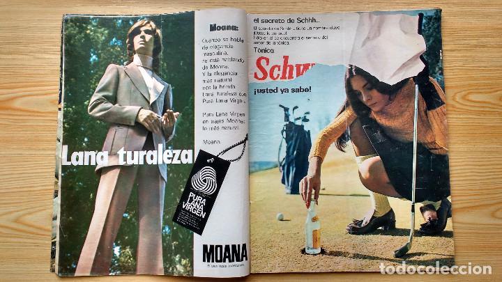 Coleccionismo de Revista Gaceta Ilustrada: GACETA ILUSTRADA Nº 835-1972 - LA MATANZA DE MUNICH - PUBLICIDAD SCHWEPPES - DKW MEVOSA - Foto 4 - 86505908