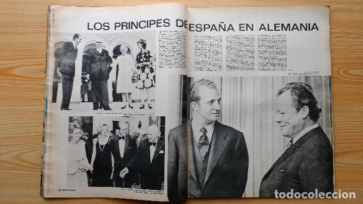 Coleccionismo de Revista Gaceta Ilustrada: GACETA ILUSTRADA Nº 835-1972 - LA MATANZA DE MUNICH - PUBLICIDAD SCHWEPPES - DKW MEVOSA - Foto 9 - 86505908