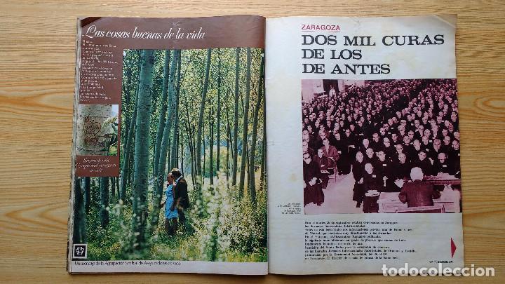Coleccionismo de Revista Gaceta Ilustrada: GACETA ILUSTRADA Nº 835-1972 - LA MATANZA DE MUNICH - PUBLICIDAD SCHWEPPES - DKW MEVOSA - Foto 12 - 86505908