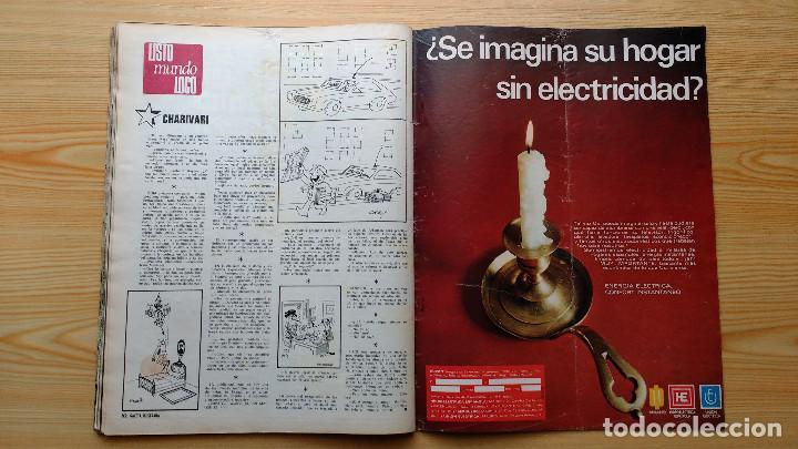 Coleccionismo de Revista Gaceta Ilustrada: GACETA ILUSTRADA Nº 835-1972 - LA MATANZA DE MUNICH - PUBLICIDAD SCHWEPPES - DKW MEVOSA - Foto 13 - 86505908
