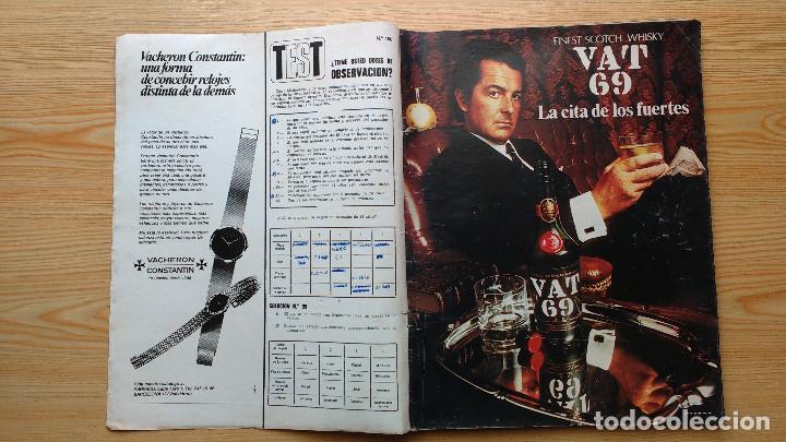 Coleccionismo de Revista Gaceta Ilustrada: GACETA ILUSTRADA Nº 838-1972 - IRVING EL CASO HUGHES - FIRESTONE - SEAT 60 - AUSTIN VICTORIA-FYNLEY - Foto 2 - 86506096