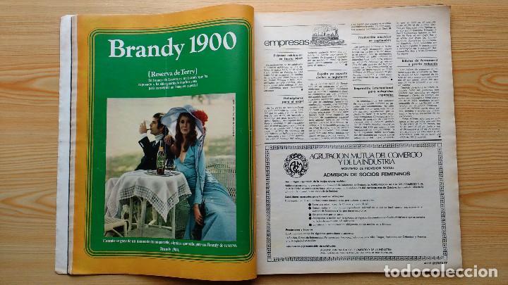 Coleccionismo de Revista Gaceta Ilustrada: GACETA ILUSTRADA Nº 838-1972 - IRVING EL CASO HUGHES - FIRESTONE - SEAT 60 - AUSTIN VICTORIA-FYNLEY - Foto 4 - 86506096