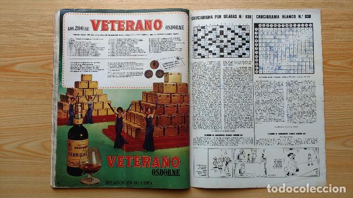 Coleccionismo de Revista Gaceta Ilustrada: GACETA ILUSTRADA Nº 838-1972 - IRVING EL CASO HUGHES - FIRESTONE - SEAT 60 - AUSTIN VICTORIA-FYNLEY - Foto 18 - 86506096