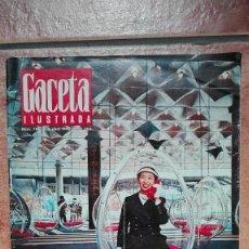 Coleccionismo de Revista Gaceta Ilustrada: GACETA ILUSTRADA EXTRA JAPÓN AÑO 2000. Lote 96141671