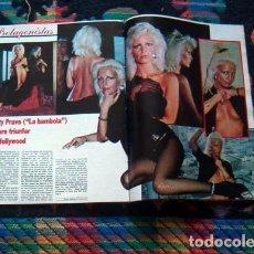 Coleccionismo de Revista Gaceta Ilustrada: GACETA ILUSTRADA / PATTY PRAVO, MIGUEL BOSE, NADIUSKA, ALBARRACIN, RAPHAEL, MIGUEL BOSE, ANA BELEN +. Lote 97932479