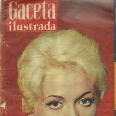 Coleccionismo de Revista Gaceta Ilustrada: GACETA ILUSTRADA. Nº 103. 27 SEPTIEMBRE 1958. (B/60). Lote 98774655