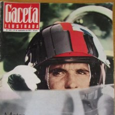 Collectionnisme de Magazine Gaceta Ilustrada: GACETA ILUSTRADA 833 1972 FITTIPALDI, TASADAY, ARRECIFES DE CORAL, OLIMPIADAS DEL ARCA DE NOE,. Lote 100570511