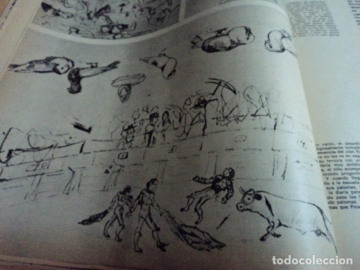 Coleccionismo de Revista Gaceta Ilustrada: VIDA Y LA OBRA DE PICASSO. LA GACETA ILUSTRADA Nº EXTRA. - Foto 3 - 103394655