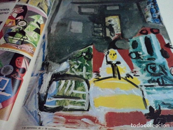 Coleccionismo de Revista Gaceta Ilustrada: VIDA Y LA OBRA DE PICASSO. LA GACETA ILUSTRADA Nº EXTRA. - Foto 4 - 103394655