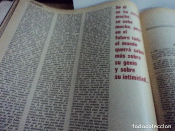Coleccionismo de Revista Gaceta Ilustrada: VIDA Y LA OBRA DE PICASSO. LA GACETA ILUSTRADA Nº EXTRA. - Foto 7 - 103394655