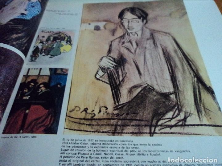 Coleccionismo de Revista Gaceta Ilustrada: VIDA Y LA OBRA DE PICASSO. LA GACETA ILUSTRADA Nº EXTRA. - Foto 11 - 103394655