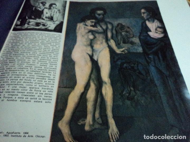 Coleccionismo de Revista Gaceta Ilustrada: VIDA Y LA OBRA DE PICASSO. LA GACETA ILUSTRADA Nº EXTRA. - Foto 12 - 103394655