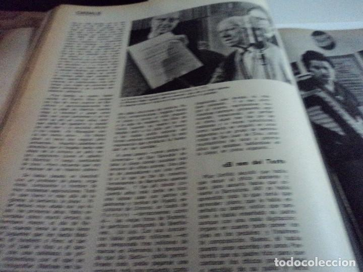Coleccionismo de Revista Gaceta Ilustrada: CASALS CASI UN SIGLO. 1973 bodas oro de franco, blanca estrada, nastase, - Foto 5 - 103396083