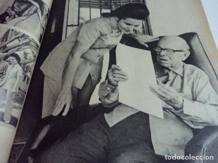 Coleccionismo de Revista Gaceta Ilustrada: CASALS CASI UN SIGLO. 1973 bodas oro de franco, blanca estrada, nastase, - Foto 7 - 103396083