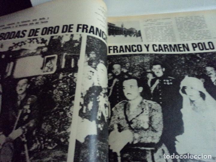 Coleccionismo de Revista Gaceta Ilustrada: CASALS CASI UN SIGLO. 1973 bodas oro de franco, blanca estrada, nastase, - Foto 10 - 103396083
