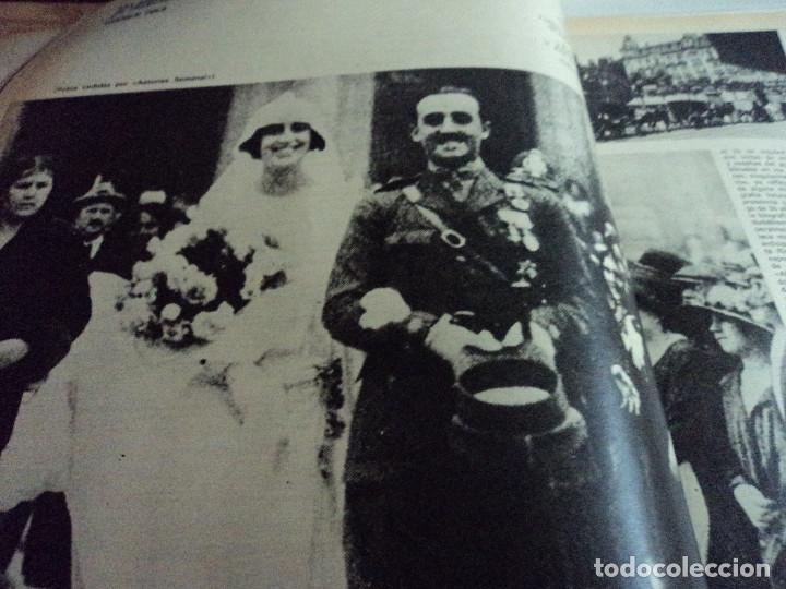 Coleccionismo de Revista Gaceta Ilustrada: CASALS CASI UN SIGLO. 1973 bodas oro de franco, blanca estrada, nastase, - Foto 11 - 103396083