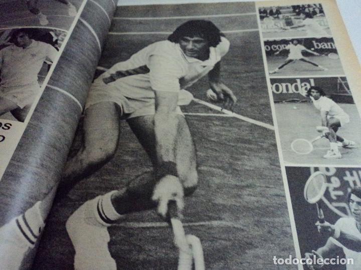 Coleccionismo de Revista Gaceta Ilustrada: CASALS CASI UN SIGLO. 1973 bodas oro de franco, blanca estrada, nastase, - Foto 13 - 103396083
