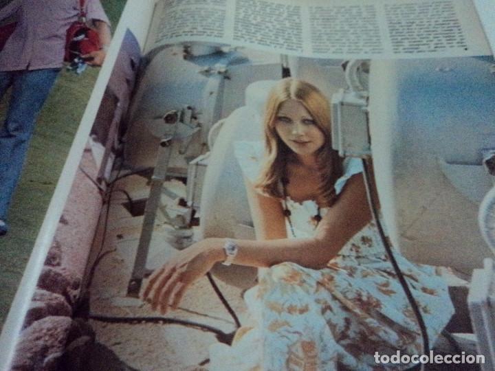Coleccionismo de Revista Gaceta Ilustrada: CASALS CASI UN SIGLO. 1973 bodas oro de franco, blanca estrada, nastase, - Foto 15 - 103396083
