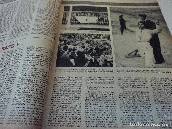 Coleccionismo de Revista Gaceta Ilustrada: los hombres del plan de desarrollo, jaqueline kennedy, la marabunta en el camp nou, gaceta ilustrada - Foto 2 - 104040955