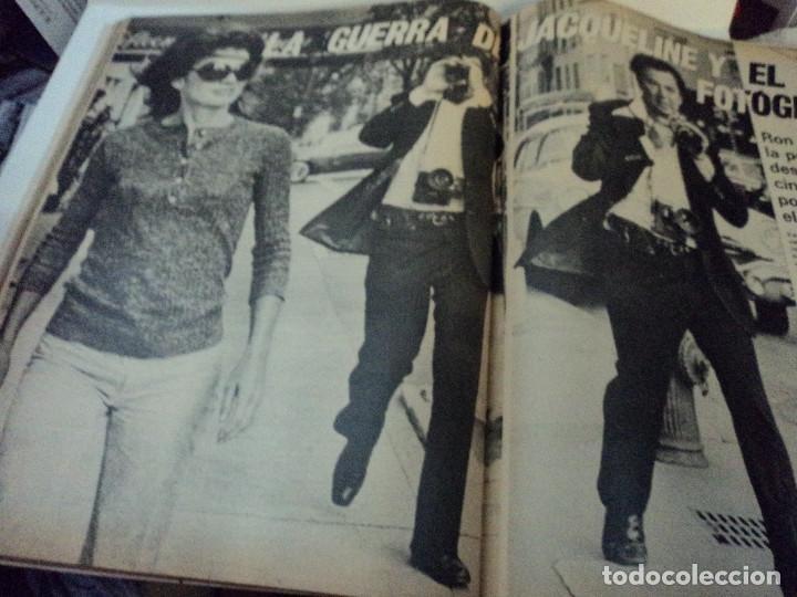 Coleccionismo de Revista Gaceta Ilustrada: los hombres del plan de desarrollo, jaqueline kennedy, la marabunta en el camp nou, gaceta ilustrada - Foto 12 - 104040955