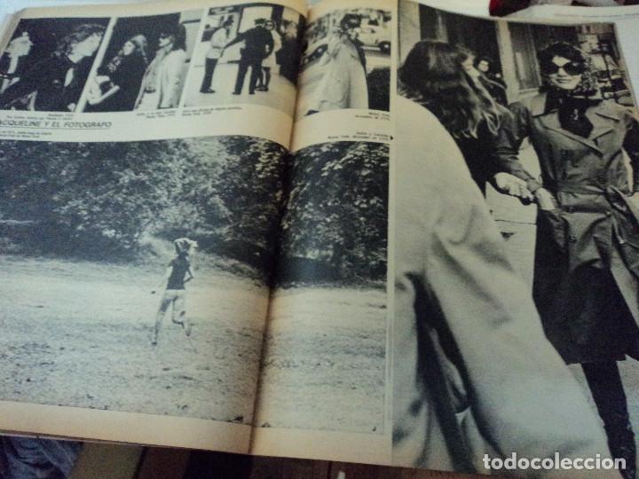 Coleccionismo de Revista Gaceta Ilustrada: los hombres del plan de desarrollo, jaqueline kennedy, la marabunta en el camp nou, gaceta ilustrada - Foto 13 - 104040955
