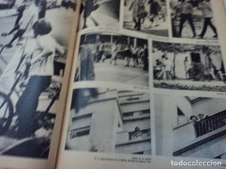 Coleccionismo de Revista Gaceta Ilustrada: los hombres del plan de desarrollo, jaqueline kennedy, la marabunta en el camp nou, gaceta ilustrada - Foto 14 - 104040955