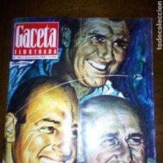 Coleccionismo de Revista Gaceta Ilustrada: GACETA ILUSTRADA, DALÍ HABLA DE DALÍ, NOVIEMBRE 1969, NUMERO 685. Lote 105420478