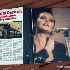 Coleccionismo de Revista Gaceta Ilustrada: GACETA ILUSTRADA 1982/ ROCIO DURCAL, SOPHIA LOREN. Lote 105612439
