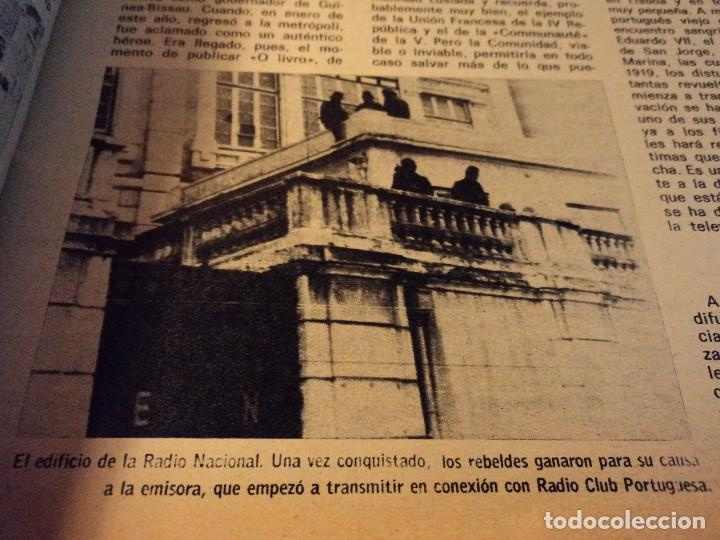 Coleccionismo de Revista Gaceta Ilustrada: gaceta nº 917 general spinola, archipielago gulag, patricia hearst, celtic - at. madrid 1974 - Foto 5 - 105985687
