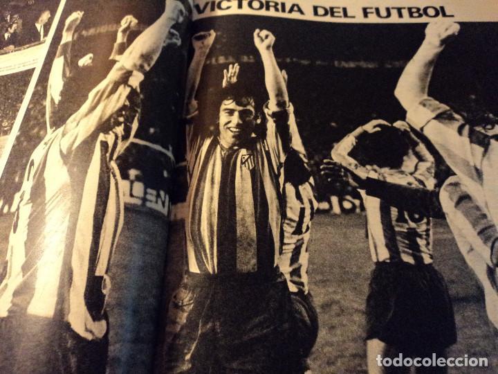 Coleccionismo de Revista Gaceta Ilustrada: gaceta nº 917 general spinola, archipielago gulag, patricia hearst, celtic - at. madrid 1974 - Foto 6 - 105985687