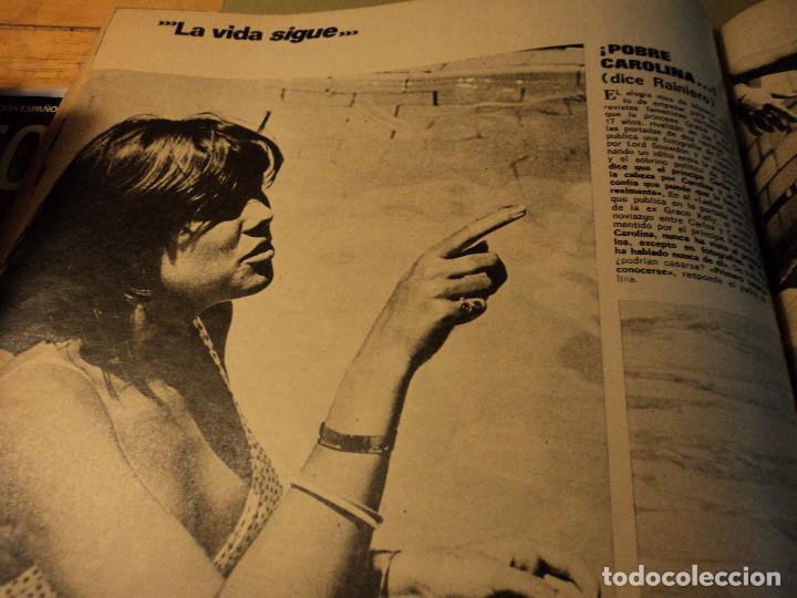 Coleccionismo de Revista Gaceta Ilustrada: gaceta nº 917 general spinola, archipielago gulag, patricia hearst, celtic - at. madrid 1974 - Foto 10 - 105985687