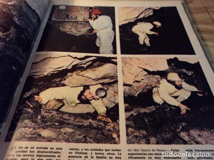 Coleccionismo de Revista Gaceta Ilustrada: gaceta nº 864 massiel, loli de los leprosos, ltalia escandalo de las falsas confesiones 1973 - Foto 9 - 105986179