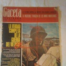 Coleccionismo de Revista Gaceta Ilustrada: GACETA ILUSTRADA. Lote 107488107