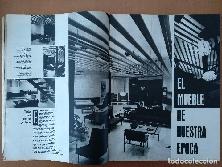 Coleccionismo de Revista Gaceta Ilustrada: GACETA ILUSTRADA Nº 216 NOVIEMBRE 1960 JACQUELINE KENNEDY/CLARK GABLE PUBLICIDAD - Foto 6 - 112229003