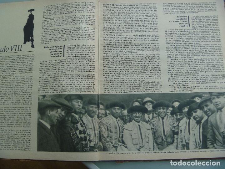 Coleccionismo de Revista Gaceta Ilustrada: GACETA ILUSTRADA : COLECCIONABLE TOROS, MUERTE EN LA TARDE DE ERNEST HEMINGWAY , PICASSO - Foto 3 - 190593906