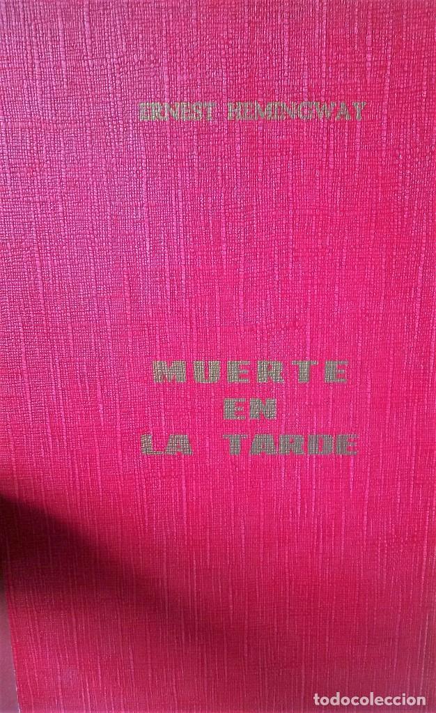 Coleccionismo de Revista Gaceta Ilustrada: Muerte en la Tarde, E. Hemingway. Con ilustraciones de Picasso. Gaceta Ilustrada, 1966. Gran formato - Foto 2 - 115582159