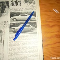 Coleccionismo de Revista Gaceta Ilustrada: RECORTE PRENSA : PICASSO, JARDINERO. GACETA ILUSTRADA, SETBRE 1966. Lote 121464335